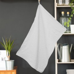 Tea towel - Organic Blanc