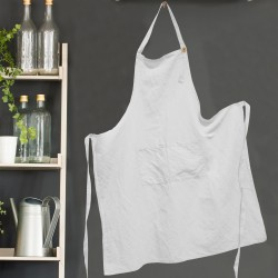 Apron - Organic Blanc