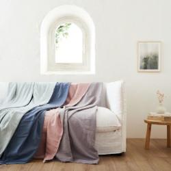 Bed throw - Organic