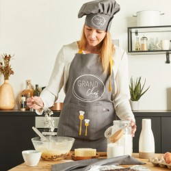 Chef Poivre - Tablier +...