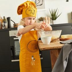 Chef Curry - Apron + Toque kid