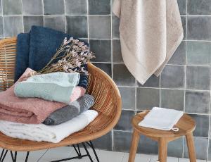 Our bath linen